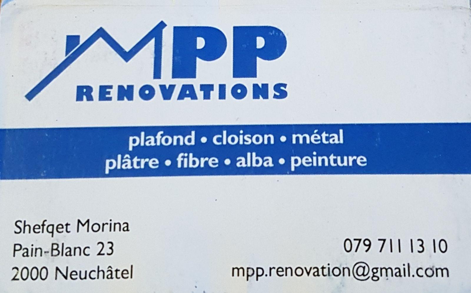 MPP RENOVATION